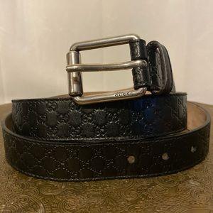 Gucci Guccissima 40 Belt